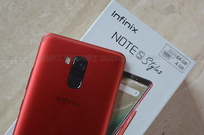 Infinix Note 5 Stylus First Impressions Photos