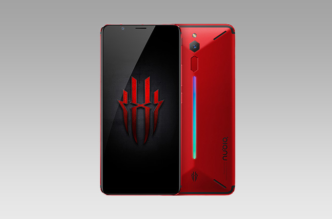 Nubia Red Magic Photos