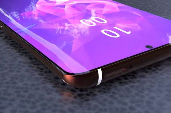 Samsung Galaxy S10 Hd Wallpaper - Premium Android