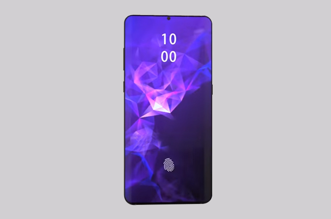 Samsung Galaxy S10 Plus Concept Design Images Hd Photo Gallery Of Samsung Galaxy S10 Plus Concept Design Gizbot
