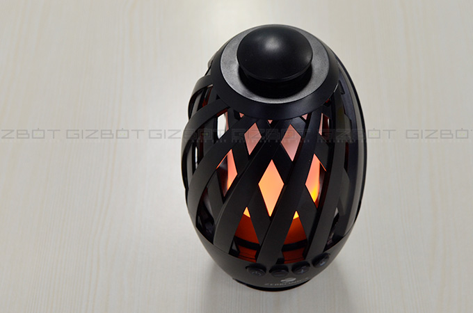 Zebronics Atom Bluetooth speaker Review Photos