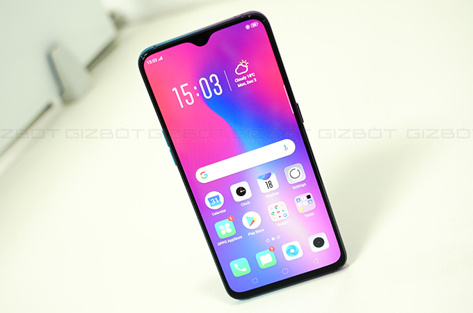 Oppo R17 Pro First Impressions Photos