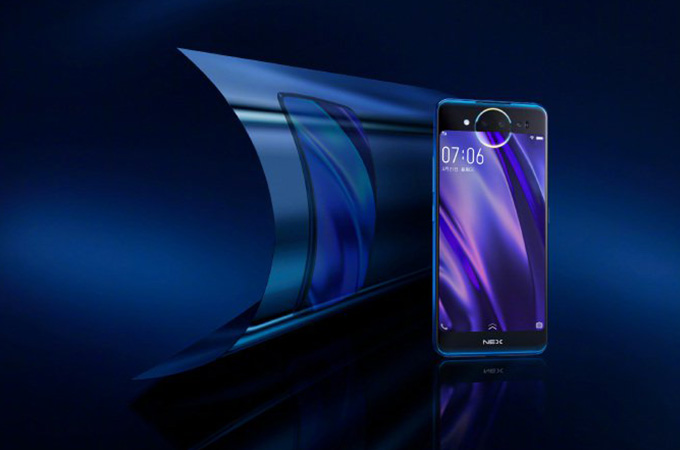 Vivo NEX 2 Leaked  Photos