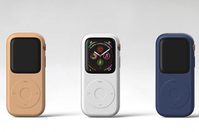 Apple Watch Series 4 Concept Design Photos