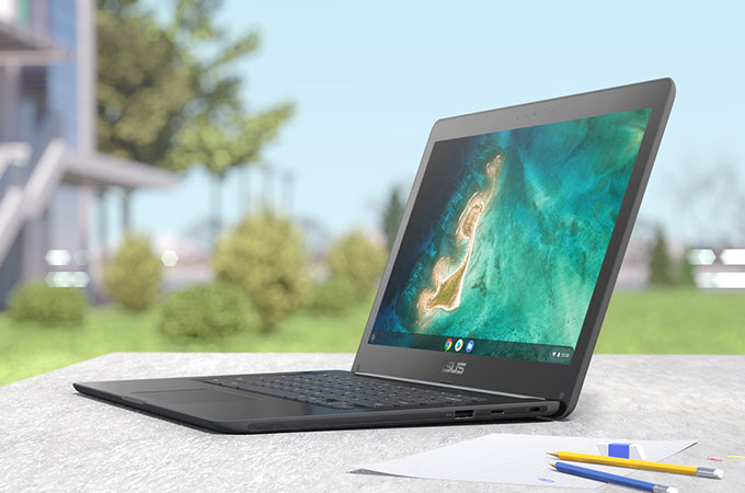 ASUS Chromebook C403 Images [HD]: Photo Gallery of ASUS Chromebook C403 -  Gizbot