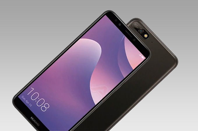 Huawei y7 2019 Concept Design Photos