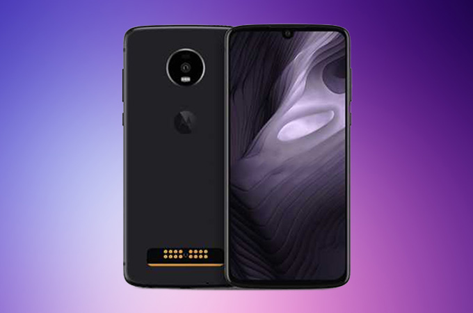 Motorola Moto Z4 Play Concept Design Photos