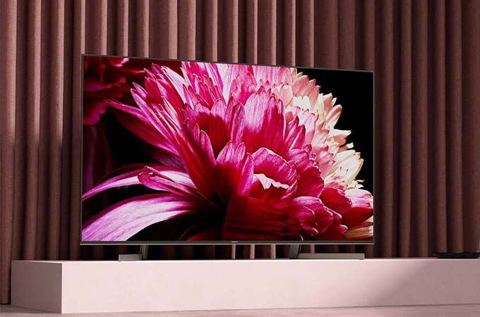 Sony OLED TVs X95G Photos