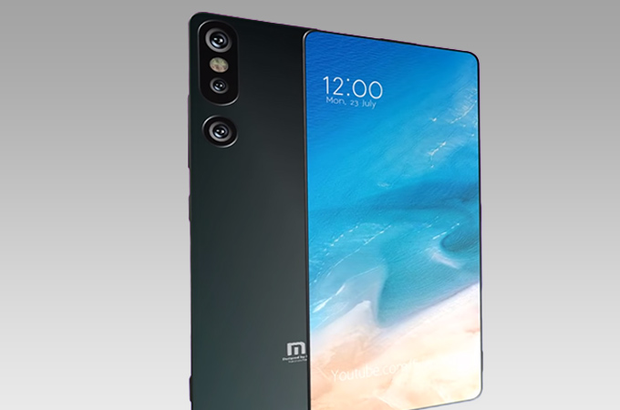 Xiaomi Mi 9 Concept Design Photos