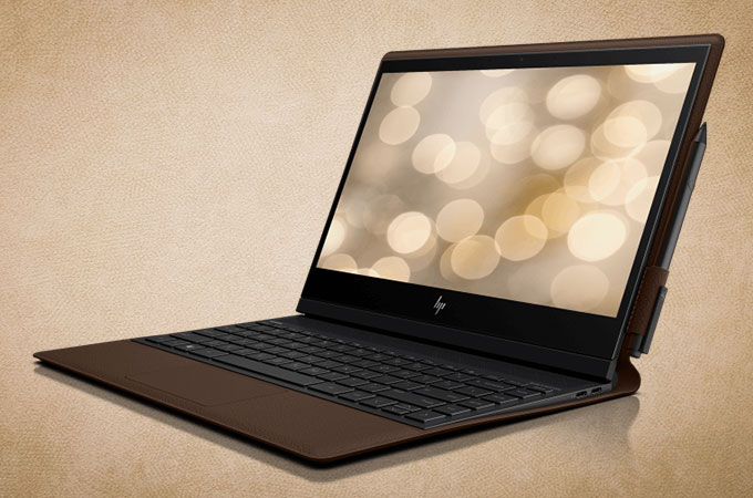 HP Spectre Folio Photos