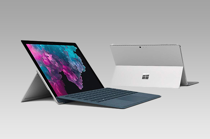 Microsoft KJW-00001 Surface Pro 6 Photos