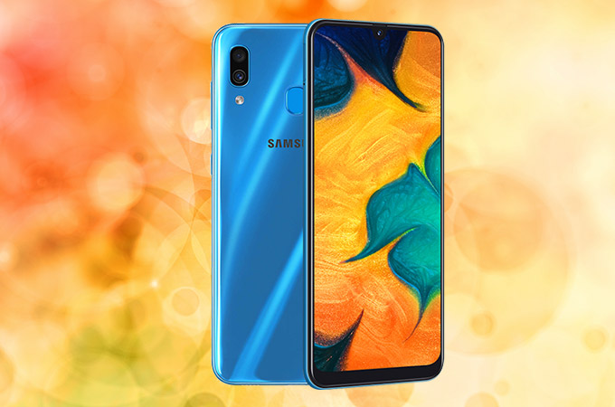 Samsung Galaxy A30 Images Hd Photo Gallery Of Samsung Galaxy A30 Gizbot