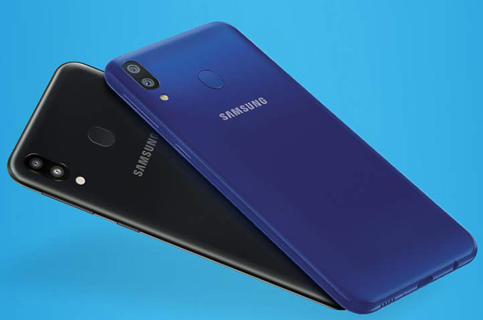 Samsung Galaxy M20 Photos