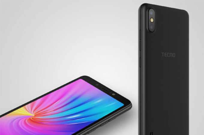 Tecno Camon iAce 2 Photos
