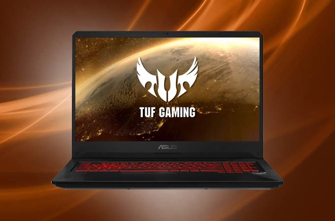 ASUS TUF Gaming FX705DY (AU027T) Photos