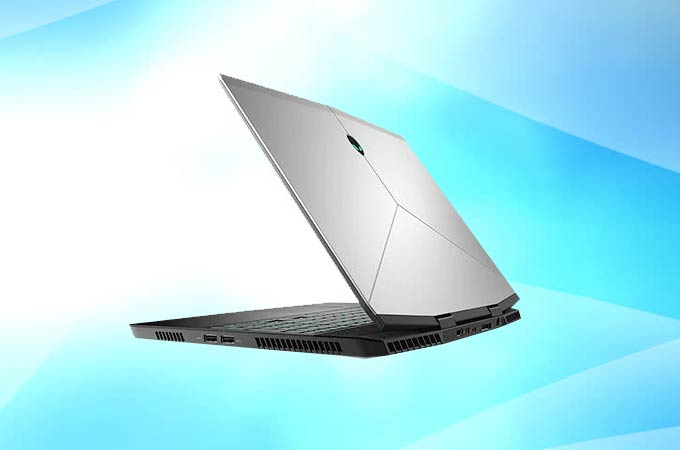 Dell Alienware M15 Gaming Laptop Photos