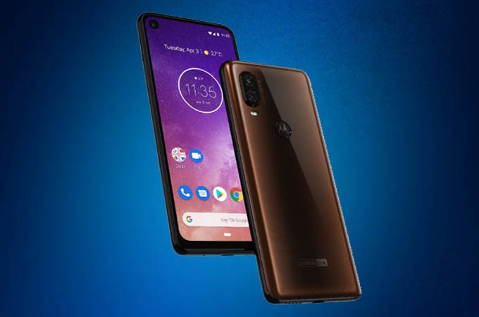 Motorola One Vision Concept Design Photos