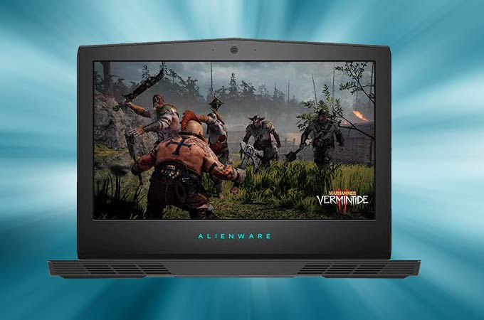 New Dell Alienware 15 Gaming Laptop Photos