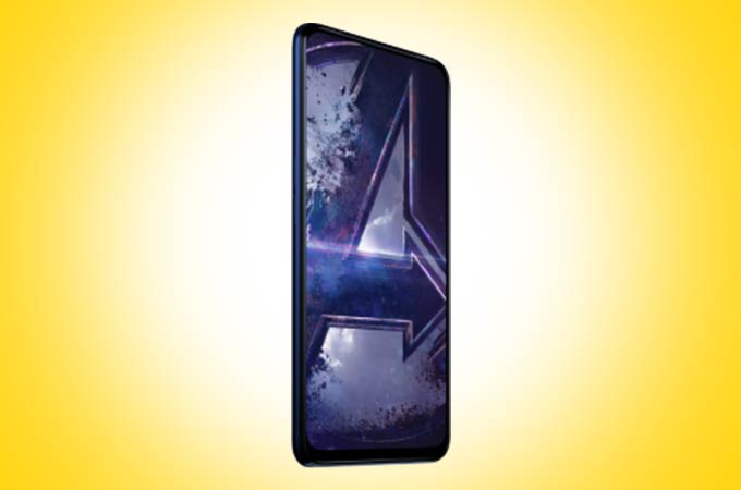 Oppo F11 Pro Marvel Avengers Limited Edition Photos