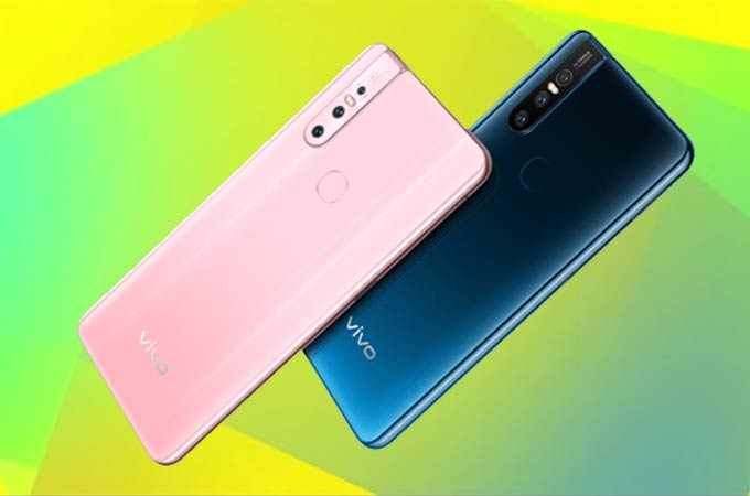 Vivo S1 Photos