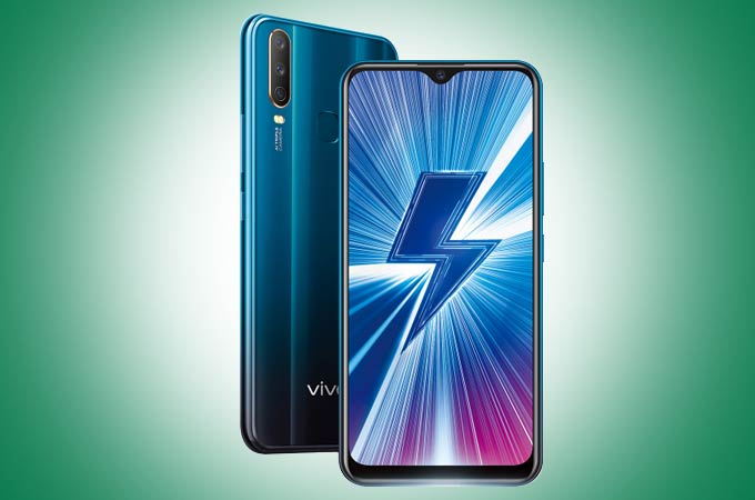 Vivo Y17 Photos