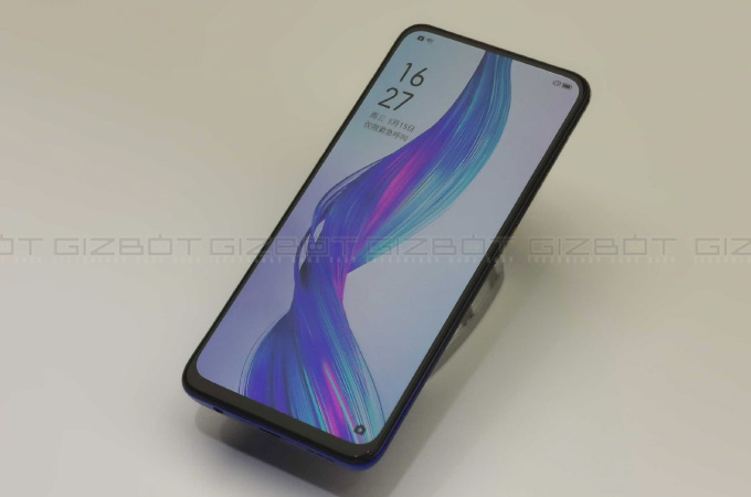 Realme X Review Photos