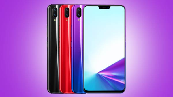 Vivo Z3x Photos