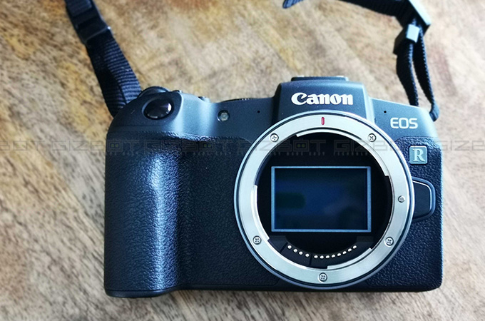 Canon EOS RP Mirrorless Camera Review Photos