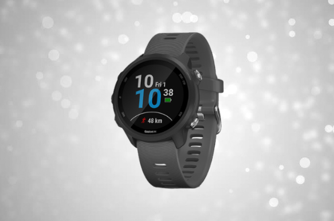 Garmin Forerunner 245 Music Photos
