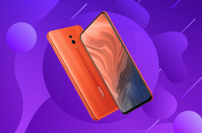 Oppo Reno Z Photos