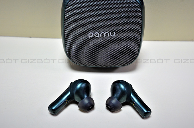 Pamu Slide Truly Wireless Earphones Review Photos
