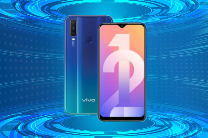 Vivo Y12 Photos