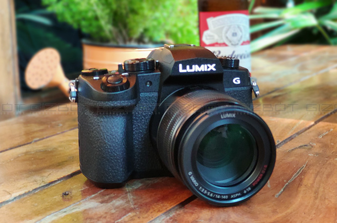 Panasonic Lumix G95 First Impressions Photos