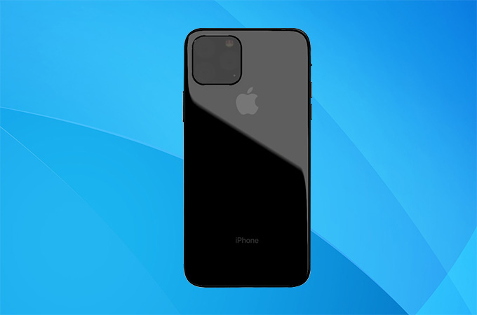 Apple iPhone 11 Concept Photos