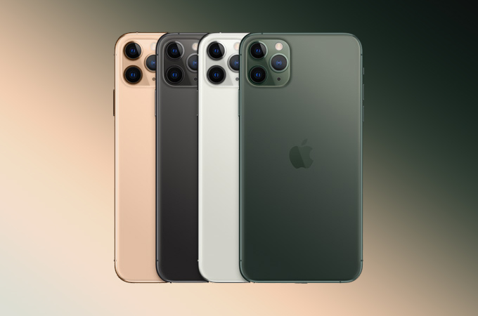 Apple iPhone 11 Pro Max Photos