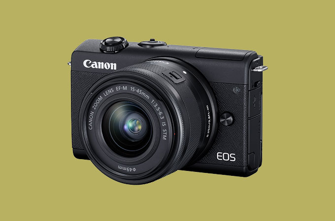Canon EOS M200 Photos