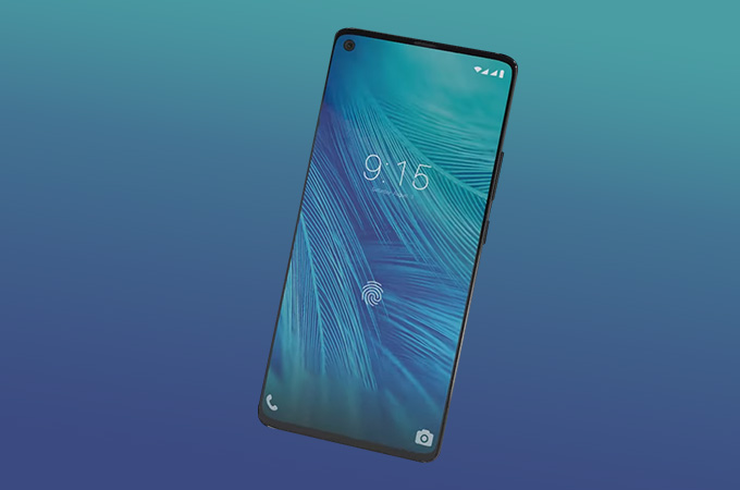 Nokia 9.1 PureView Concept Photos