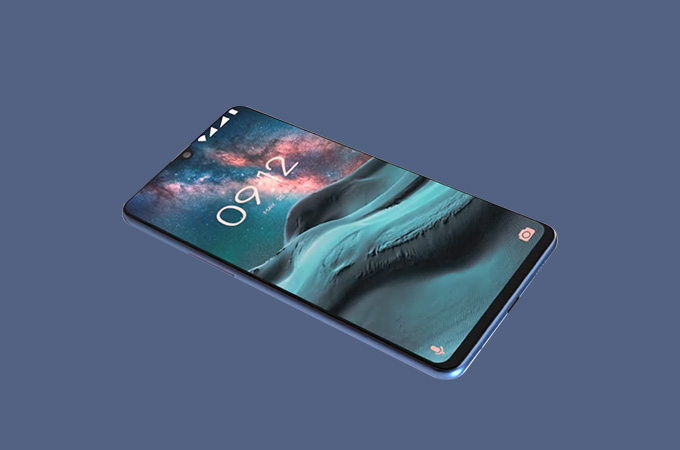 Samsung Galaxy A20s Concept Photos