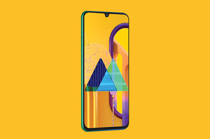Samsung Galaxy M30s Photos