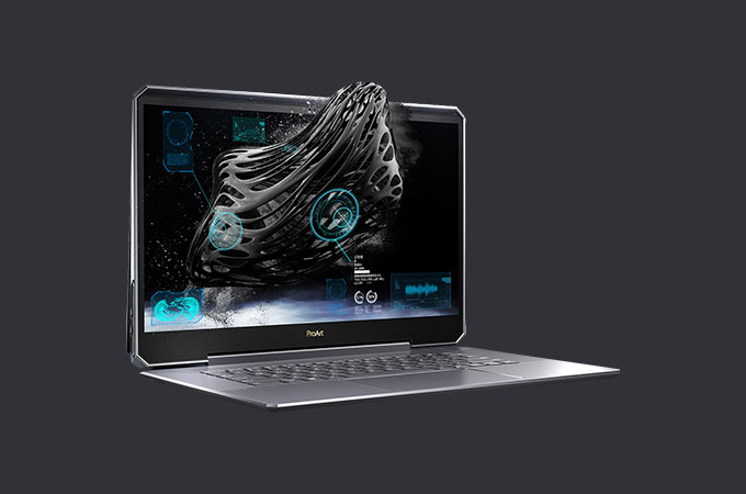 Asus ProArt StudioBook One Photos