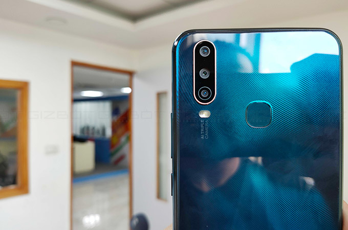 Vivo U10 Review Photos