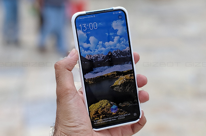 Vivo V17 Pro Review Photos