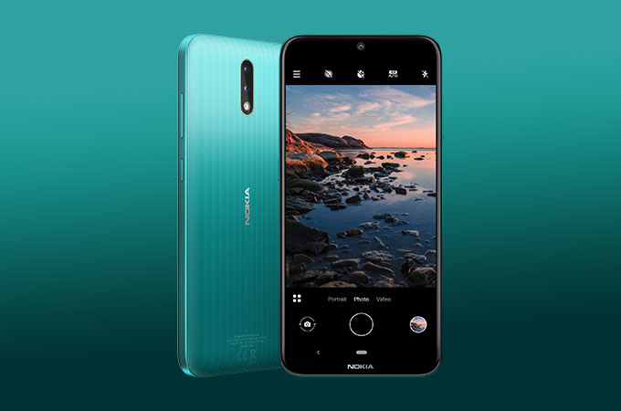 Nokia 2.3 Photos