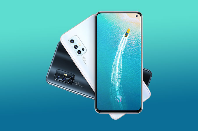Vivo V17 Photos