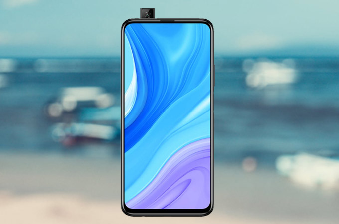 Huawei Y9s Photos