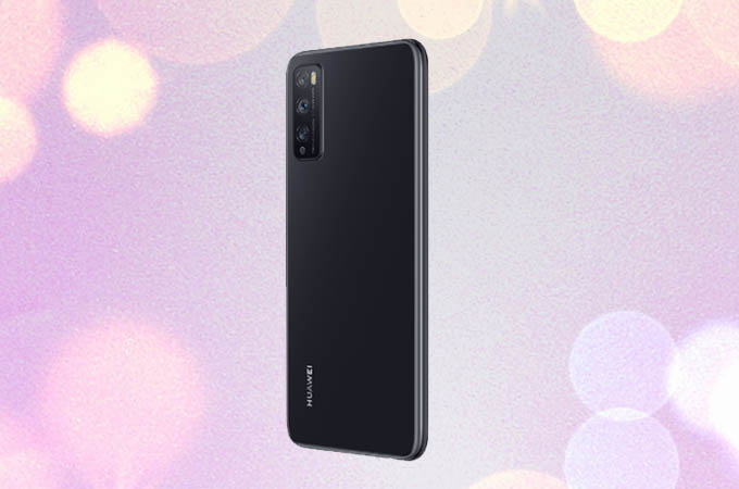 Huawei Enjoy Z 5G Photos