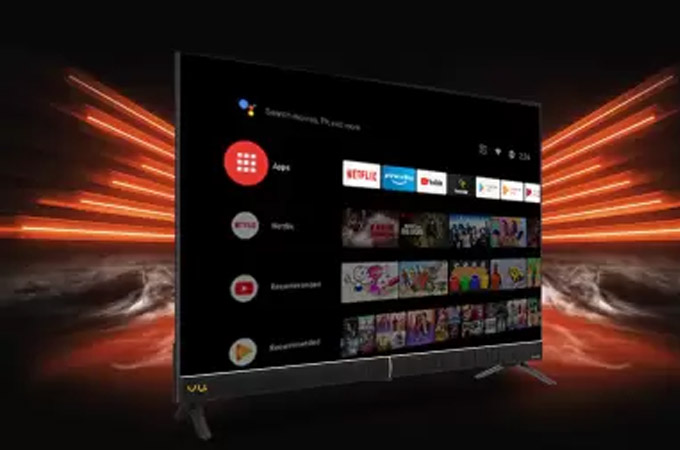 VU Cinema LED Smart Android TV Photos