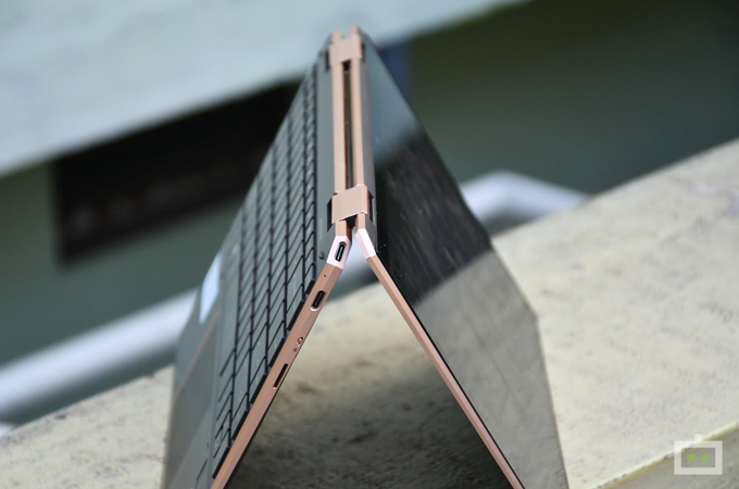 HP Spectre X360 Review Photos