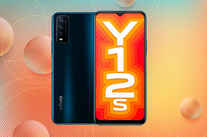 Vivo Y12s Photos