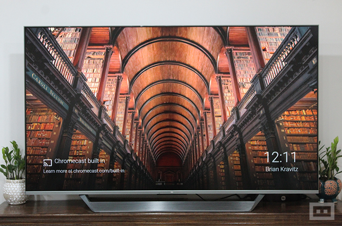 Xiaomi Mi TV Q1 75 inch Review Photos